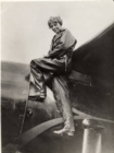 Image for Making History in the Air: An Interactive Biography of Charles Lindbergh and Amelia Earhart