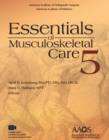 Image for Essentials of musculoskeletal care 5