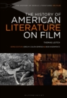 Image for The history of American literature on film