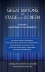 Image for Great Britons of Stage and Screen : Volume II: Directors in Conversation (hardback)