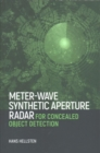 Image for Meter-Wave Synthetic Aperture Radar for Concealed Object Detection