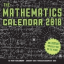Image for The Mathematics Calendar 2018 : 12-Month Calendar