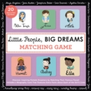Image for Little People, BIG DREAMS Matching Game : Put Your Brain to the Test with All the Girls of the Little People, BIG DREAMS Series! : Volume 25