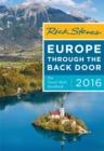 Image for Rick Steves Europe through the back door 2016  : the travel skills handbook