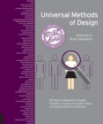 Image for Universal methods of design  : 125 ways to research complex problems, develop innovative ideas, and design effective solutions