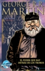Image for Orbit: George R.R. Martin: The Power Behind the Throne (Spanish Edition)