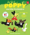 Image for Poppy and the orchestra  : with 16 musical instrument sounds!