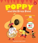 Image for Poppy and the brass band  : with 16 musical instrument sounds!