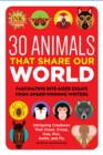Image for 30 animals that share our world
