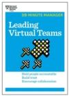 Image for Leading virtual teams