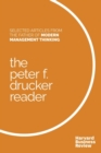 Image for The Peter F. Drucker reader  : selected articles from the father of modern management thinking