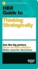 Image for HBR guide to thinking strategically
