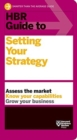Image for HBR guide to setting your strategy