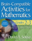 Image for Brain-Compatible Activities for Mathematics, Grades 2-3