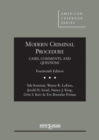 Image for Modern Criminal Procedure, Cases, Comments, & Questions