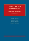 Image for Tort law and alternatives  : cases and materials