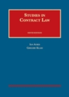 Image for Studies in Contract Law