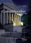 Image for Criminal procedure  : prosecuting crime