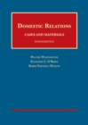Image for Domestic Relations, Cases and Materials