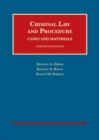 Image for Criminal law and procedure  : cases and materials
