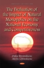 Image for The evaluation of the impact of natural monopolies on the national economy and competitiveness