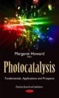 Image for Photocatalysis  : fundamentals, applications, and prospects