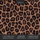 Image for Leopard Print Scrapbook Paper Pad 8x8 Scrapbooking Kit for Cardmaking Gifts, DIY Crafts, Printmaking, Papercrafts, Decorative Pattern Pages