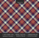Image for Vintage Plaid 1 Scrapbook Paper Pad 8x8 Scrapbooking Kit for Cardmaking Gifts, DIY Crafts, Printmaking, Papercrafts, Decorative Pattern Pages