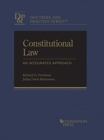 Image for Constitutional Law : An Integrated Approach
