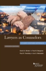 Image for Lawyers as Counselors, A Client-Centered Approach