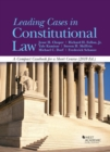 Image for Leading Cases in Constitutional Law, A Compact Casebook for a Short Course, 2018