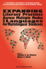 Image for Expanding Literacy Practices Across Multiple Modes and Languages for Multilingual Students