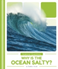 Image for Why is the ocean salty?