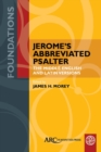 Image for Jerome's Abbreviated Psalter: The Middle English and Latin Versions