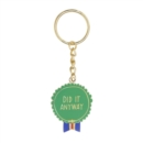 Image for Emily McDowell & Friends Did It Anyway Keychain