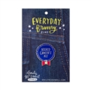 Image for Emily McDowell & Friends Kicked Cancer's Ass Everyday Bravery Pins