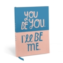 Image for Emily McDowell & Friends Lisa Congdon You Be You Journal