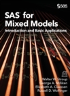 Image for SAS for Mixed Models : Introduction and Basic Applications