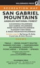Image for MAP San Gabriel Mountains : Recreation Map