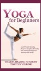 Image for Yoga for Beginners : Lose Weight Quickly, Become Tougher Mentally and Free Yourself from Anxiety and Stress