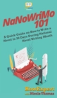 Image for NaNoWriMo 101 : A Quick Guide on How to Write a Novel in 30 Days During National Novel Writing Month