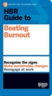 Image for HBR guide to beating burnout