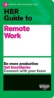 Image for HBR guide to remote work