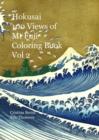 Image for Hokusai 100 Views of Mt Fuji Coloring Book vol 2