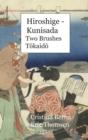 Image for Hiroshige - Kunisada Two Brushes Tokaido : Premium