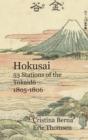 Image for Hokusai 53 Stations of the Tokaido 1805-1806 : Hardcover