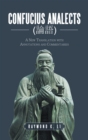 Image for Confucius Analects (e  e z): A New Translation with Annotations and Commentaries