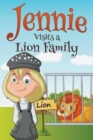 Image for Jennie Visits a Lion Family
