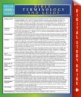 Image for Bible Terminology And Guide: Speedy Study Guides