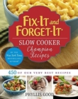 Image for Slow cooker champion recipes  : 450 of our very best recipes
